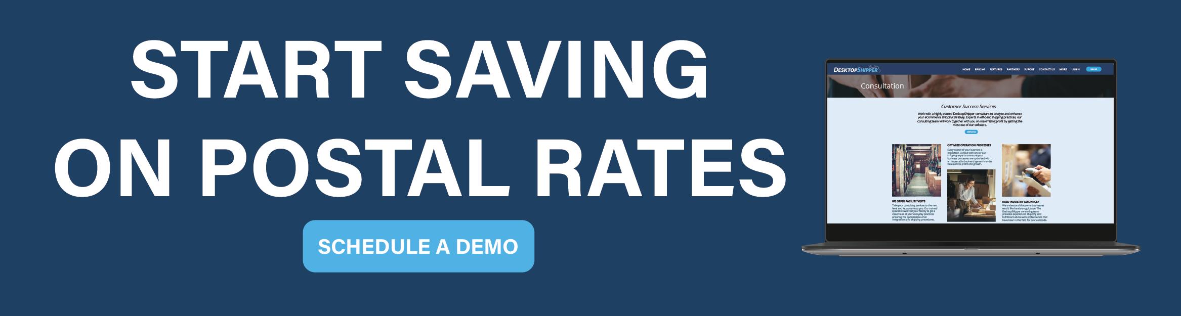 save on postal rates