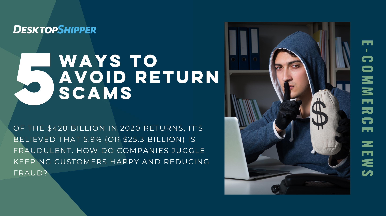 how to avoid order return fraud