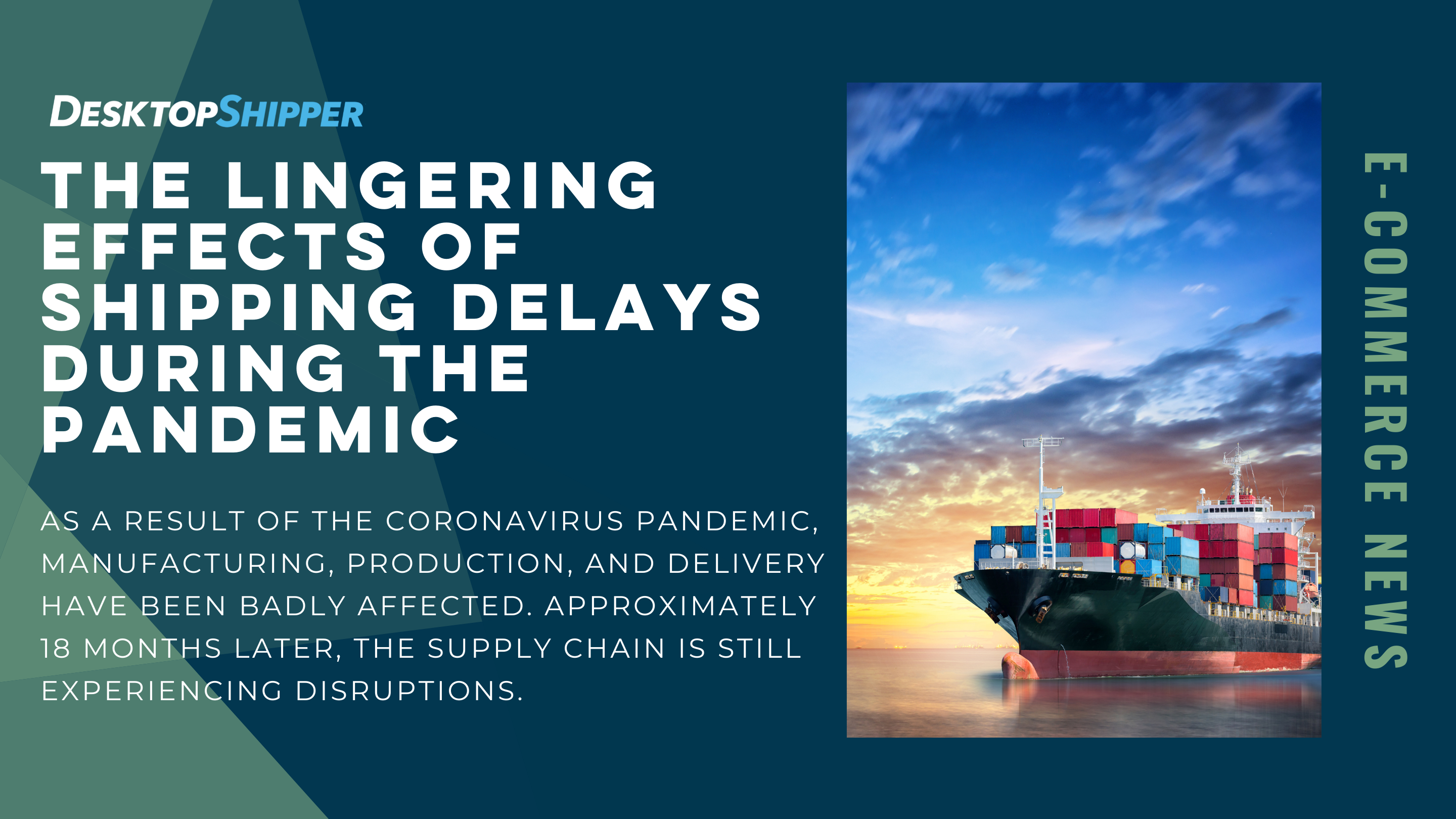 Shipping Delays During Pandemic